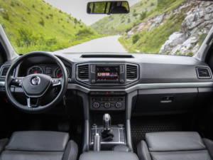 Test Volkswagen Amarok V6 TDI 18