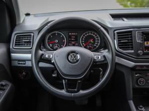 Test Volkswagen Amarok V6 TDI 19