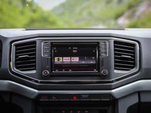 Test Volkswagen Amarok V6 TDI 21