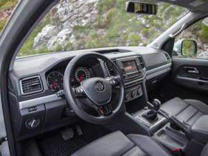Test Volkswagen Amarok V6 TDI 23