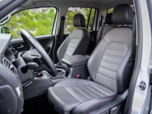 Test Volkswagen Amarok V6 TDI 25