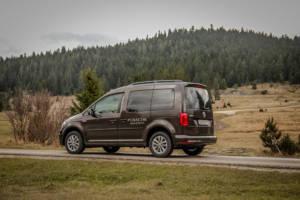 Test Volkswagen Caddy 1.6 TDI Comfortline 05