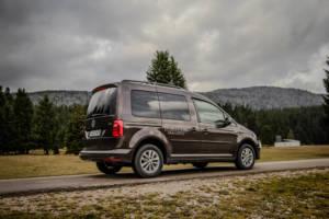 Test Volkswagen Caddy 1.6 TDI Comfortline 09