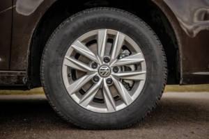 Test Volkswagen Caddy 1.6 TDI Comfortline 13