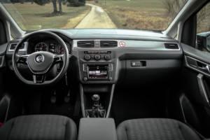 Test Volkswagen Caddy 1.6 TDI Comfortline 15