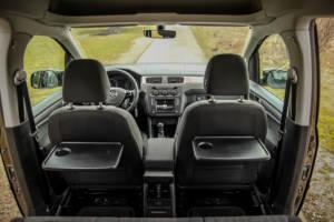 Test Volkswagen Caddy 1.6 TDI Comfortline 17