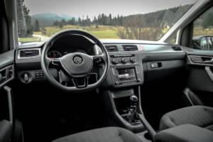 Test Volkswagen Caddy 1.6 TDI Comfortline 26