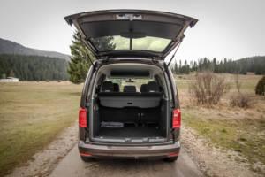 Test Volkswagen Caddy 1.6 TDI Comfortline 30
