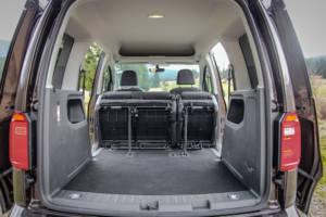 Test Volkswagen Caddy 1.6 TDI Comfortline 31