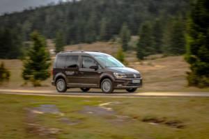 Test Volkswagen Caddy 1.6 TDI Comfortline 34
