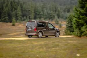 Test Volkswagen Caddy 1.6 TDI Comfortline 35