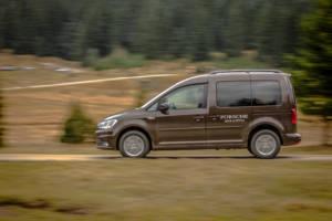 Test Volkswagen Caddy 1.6 TDI Comfortline 36