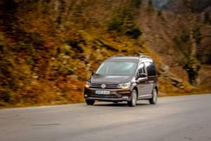 Test Volkswagen Caddy 1.6 TDI Comfortline 37
