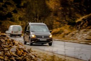 Test Volkswagen Caddy 1.6 TDI Comfortline 38