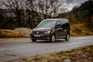 Test Volkswagen Caddy 1.6 TDI Comfortline 39