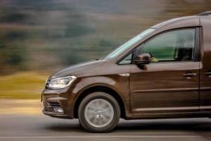 Test Volkswagen Caddy 1.6 TDI Comfortline 40