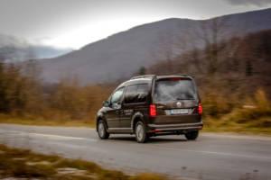 Test Volkswagen Caddy 1.6 TDI Comfortline 41