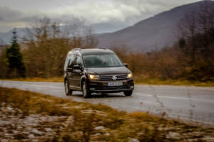 Test Volkswagen Caddy 1.6 TDI Comfortline 42