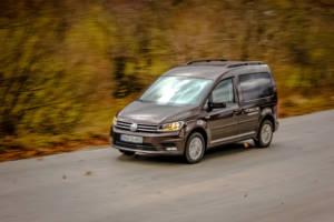 Test Volkswagen Caddy 1.6 TDI Comfortline 43