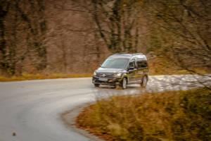 Test Volkswagen Caddy 1.6 TDI Comfortline 44