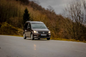 Test Volkswagen Caddy 1.6 TDI Comfortline 45