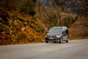 Test Volkswagen Caddy 1.6 TDI Comfortline 46