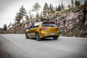 Test Volkswagen Golf Facelift 2017 - 06