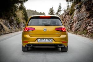 Test Volkswagen Golf Facelift 2017 - 07