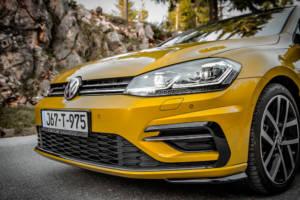 Test Volkswagen Golf Facelift 2017 - 08