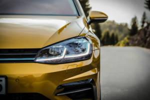 Test Volkswagen Golf Facelift 2017 - 10