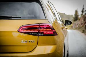 Test Volkswagen Golf Facelift 2017 - 12