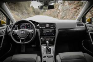 Test Volkswagen Golf Facelift 2017 - 17