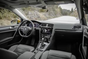 Test Volkswagen Golf Facelift 2017 - 21