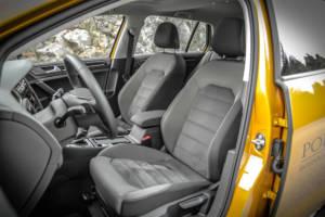 Test Volkswagen Golf Facelift 2017 - 27