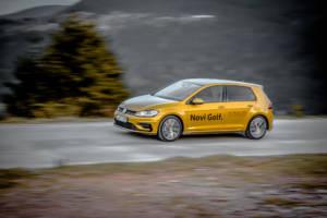 Test Volkswagen Golf Facelift 2017 - 32