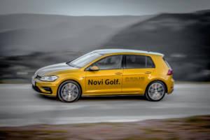 Test Volkswagen Golf Facelift 2017 - 34