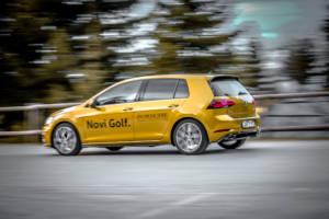 Test Volkswagen Golf Facelift 2017 - 35