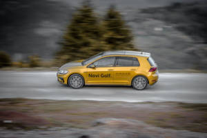 Test Volkswagen Golf Facelift 2017 - 38