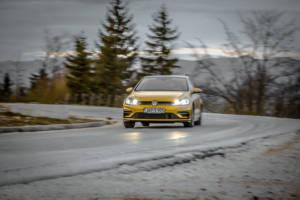 Test Volkswagen Golf Facelift 2017 - 39
