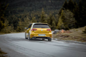 Test Volkswagen Golf Facelift 2017 - 40
