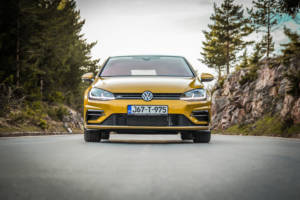 Test Volkswagen Golf Facelift 2017 - 41