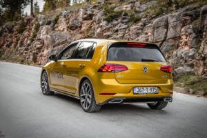 Test Volkswagen Golf Facelift 2017 - 42
