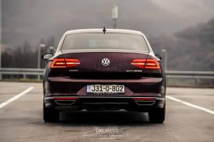 Test Volkswagen Passat B8 R-Line 2.0 TDI 06