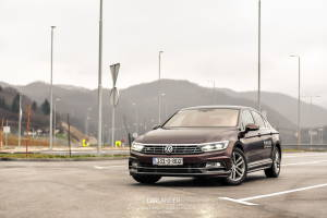 Test Volkswagen Passat B8 R-Line 2.0 TDI 11