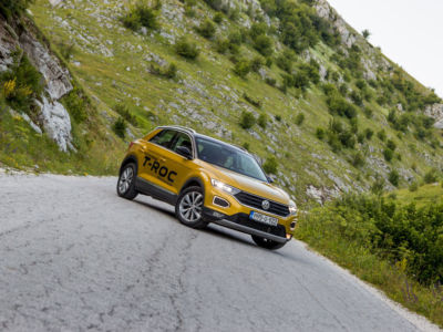 Test Volkswagen T-Roc 1.5 TSI ACT BlueMotion Style 01