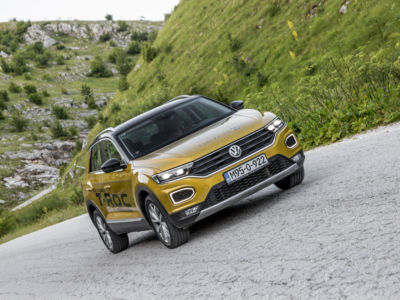 Test Volkswagen T-Roc 1.5 TSI ACT BlueMotion Style 02