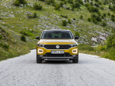 Test Volkswagen T-Roc 1.5 TSI ACT BlueMotion Style 03