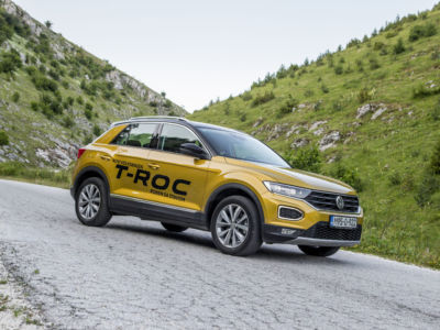 Test Volkswagen T-Roc 1.5 TSI ACT BlueMotion Style 05