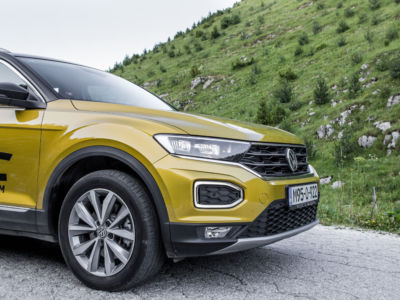 Test Volkswagen T-Roc 1.5 TSI ACT BlueMotion Style 06