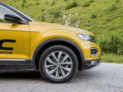Test Volkswagen T-Roc 1.5 TSI ACT BlueMotion Style 07